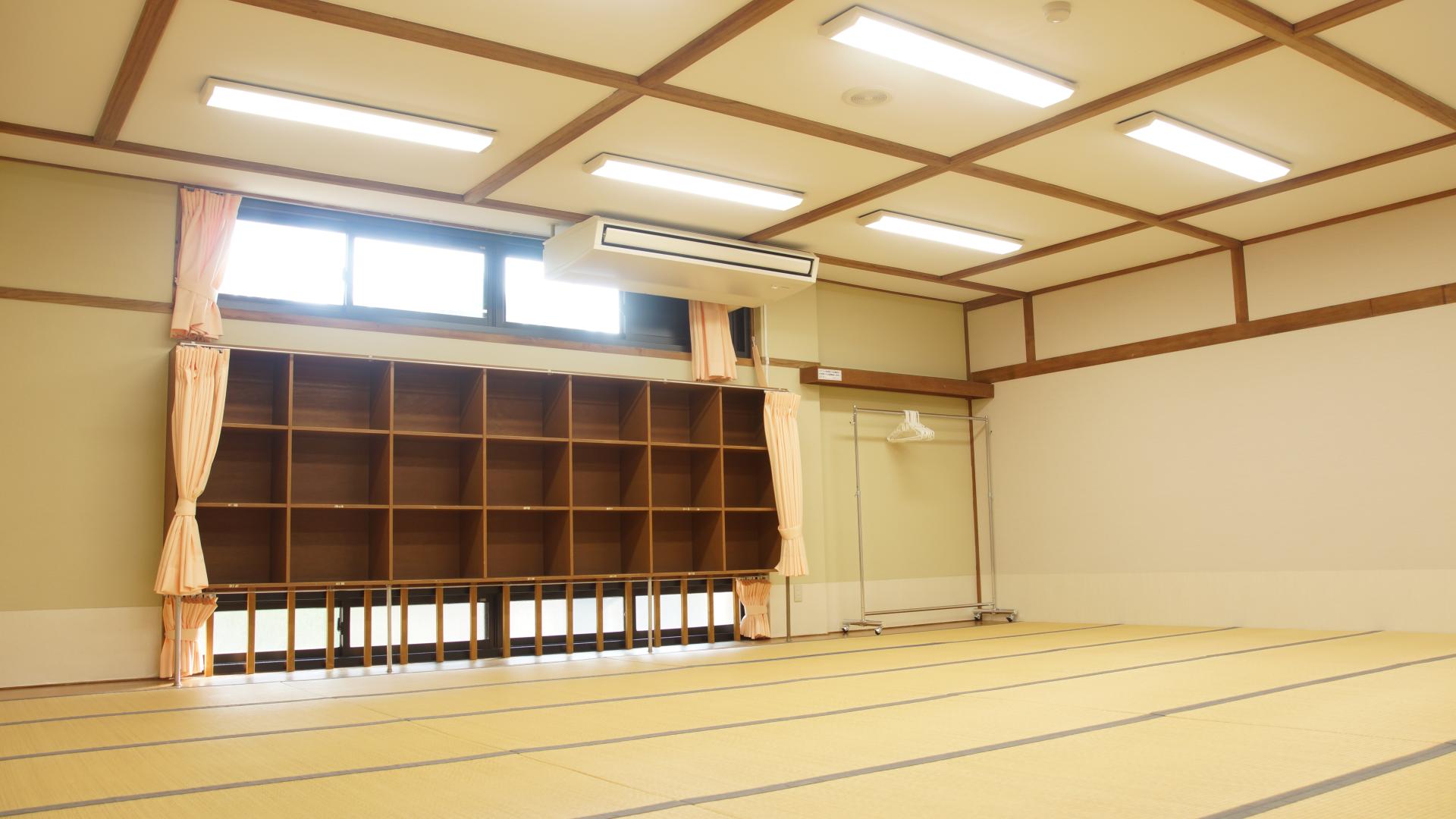 萩セミナーハウス | 第1研修室