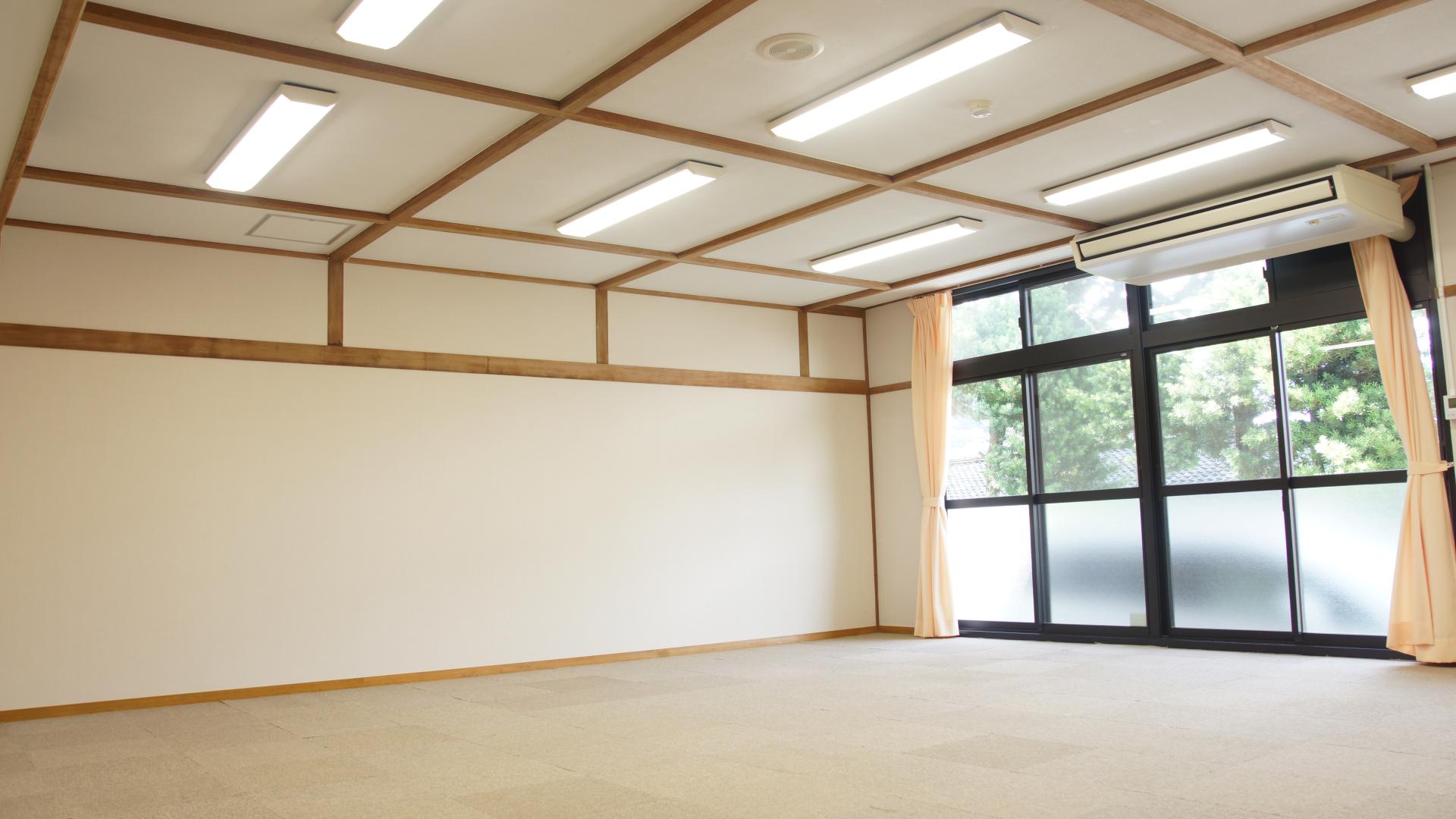 萩セミナーハウス | 第2研修室