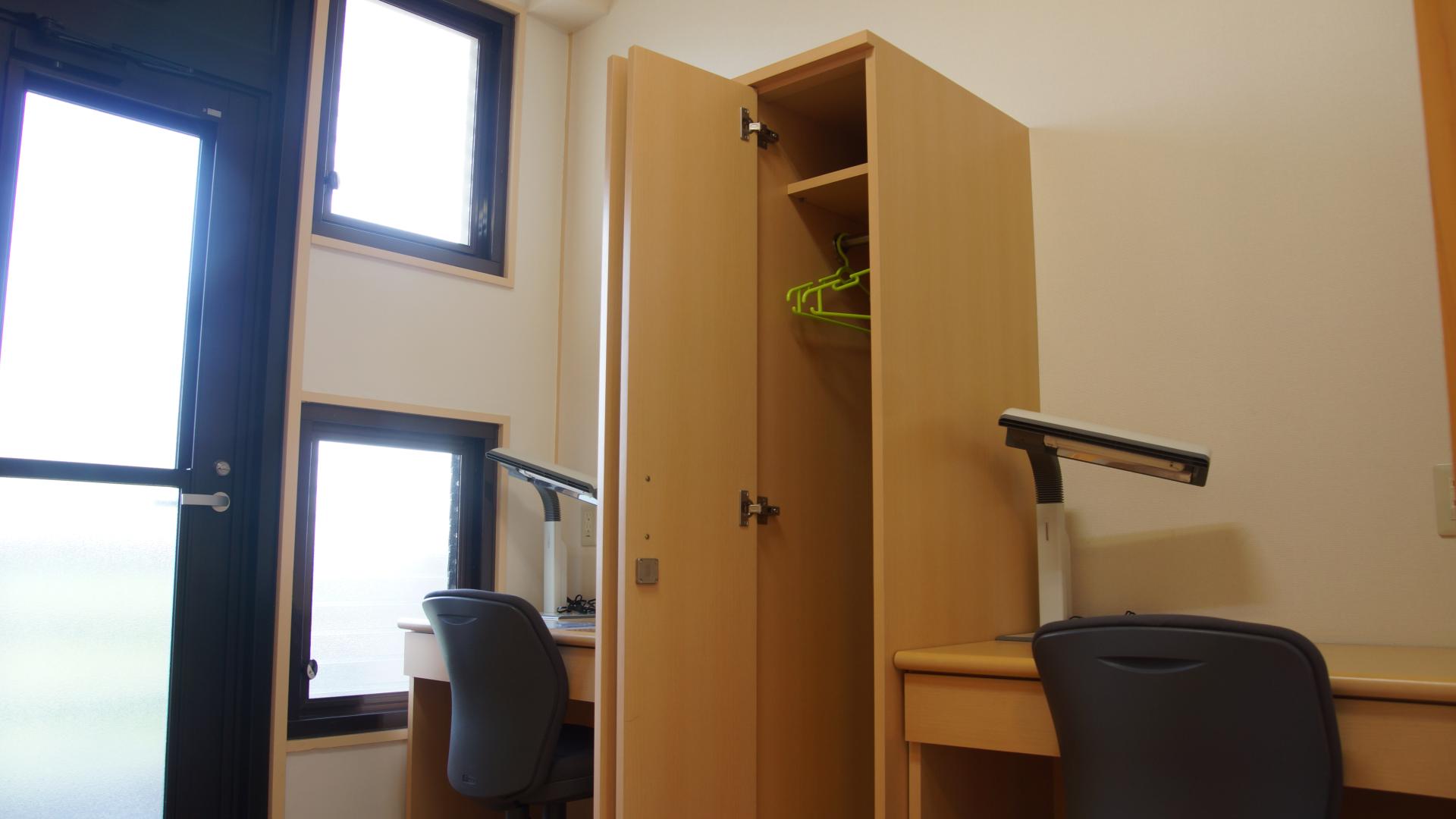 萩セミナーハウス | 宿泊室1