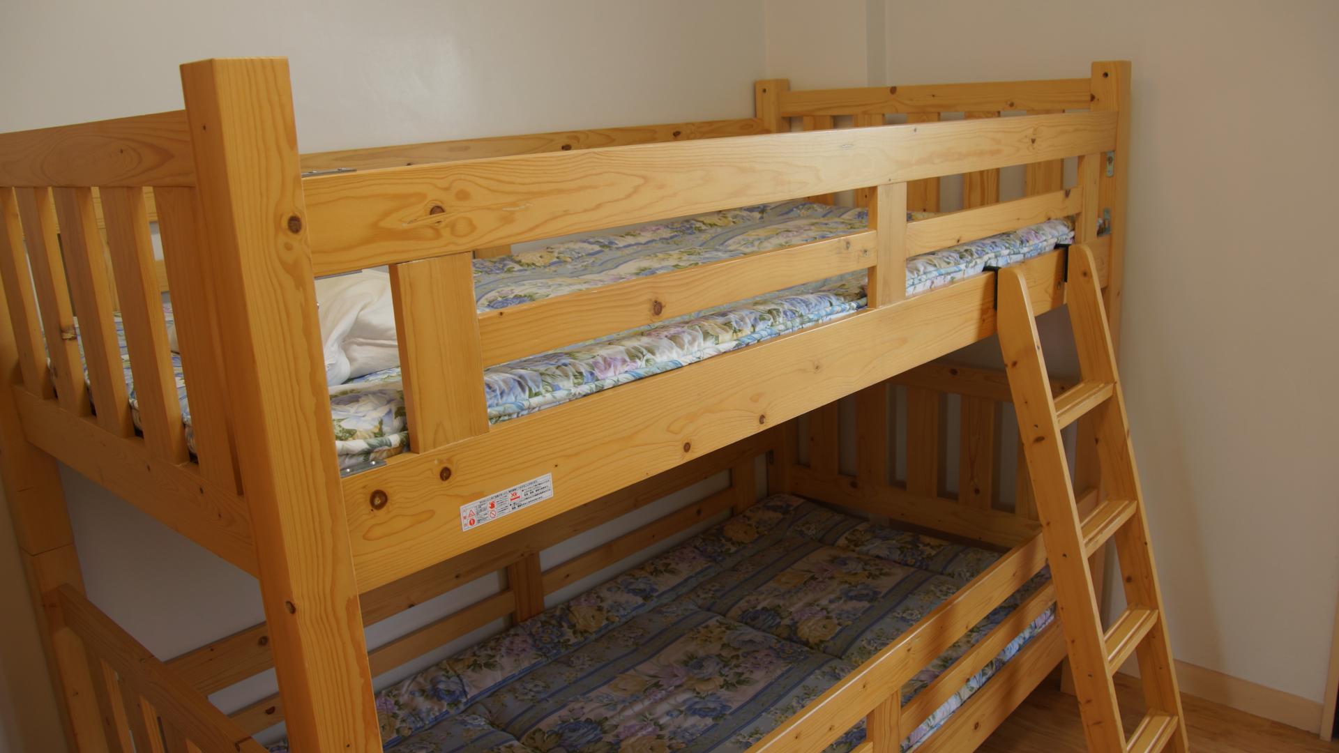 萩セミナーハウス | 宿泊室2